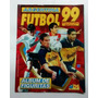 Albúm De Figuritas Fútbol 99 Colección Oficial Vacío Nuevo