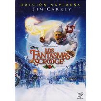 Los Fantasmas De Scrooge Disney A Christmas Carol Dvd