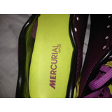 Zapatos Nike Mercurial Fibra De Carbono Vapor 8.