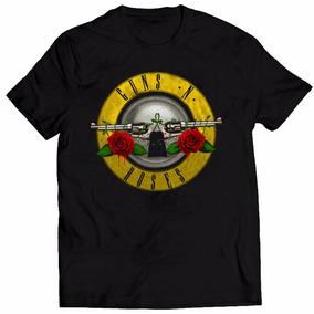 Camisa Camiseta Guns