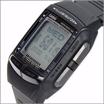Relogio Casio Db 36-1av Data Bank 30memo 5alarm Crono Timer