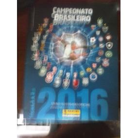 Album Vazio Campeonato Brasileiro 2016
