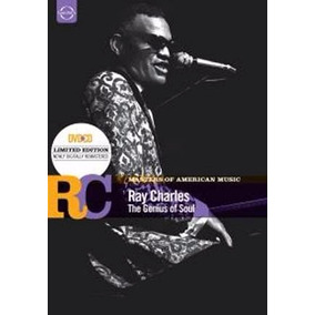 Dvd + Cd Ray Charles - The Genius Of Soul