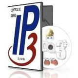 Ip3 V.11 Full Control De Obra-7 Modulos-base Dato Sept 2017*