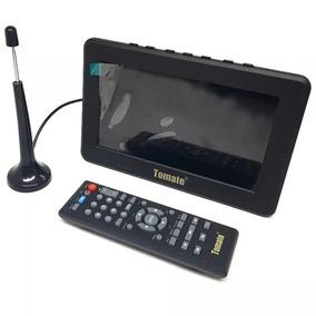 Tv Digital / Tela Monitor 9 Polegadas Tomate Mtm 909
