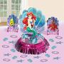 Disney Ariel Pequeña Fiesta De Cumpleaños De La Sirena Que