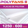 Placa De Polyfan / Polifan - Espesor 20mm - Letras Corpóreas