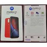 Celular Moto G 4 Plus C/ Leitor De Digitais