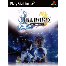 Final Fantasy X International Leg. Pt/br Ps2 Patch-promoção
