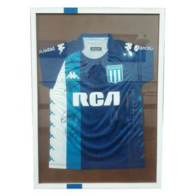 Camiseta De Racing A Cuadros - Decoración para el Hogar en Mercado ... c7e1e390ee413