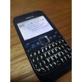 Nokia E63 Azul ¡ Usado Con Garantía ! ¡ La Plata !