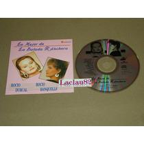 Rocio Durcal Rocio Banquells Balada Ranchera 1991 Ariola Cd