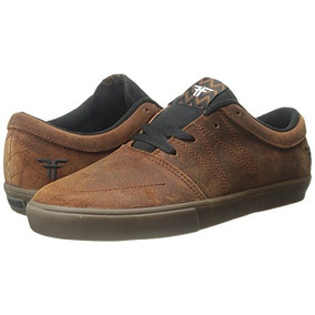 Zapatilla Fallen Roots Marron Skate