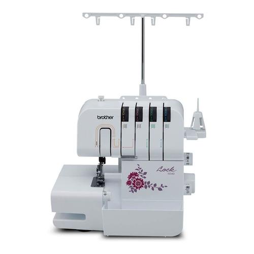 Máquina de coser Brother 1534D blanca 220V