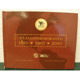 Atlas Conmemorativo 1810-1910-2010 | Libro Ilustrado