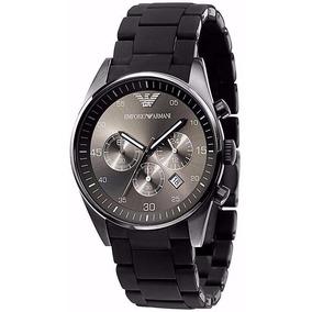 b161a58e555 Relogio Emporio Armani Ar 3424 Masculino Exchange - Relógio ...