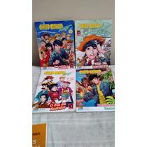 Revista Chico Bento Moço Ed. 1 , 2 , 4 E 9 - Usado