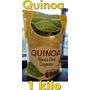 Quinoa Orgánica Cruda 1 Kilo Certificado Quinua