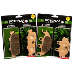 Pastilha Potenza Diant+tras Dafra Next 250 Ptz 950+951