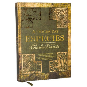 A Origem Das Espécies - Charles Darwin - Ed. Especial - Novo
