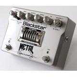 Pedal Blackstar Ht-metal Para Guitarra