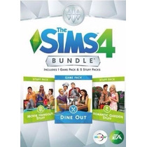 The Sims 4: Bundle Pack 3 Pc Origin Digital Gamesforplay