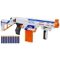 Lançador De Dardos Nerf Strike Elite Retaliator A0713 Hasbro