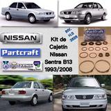 Kit De Cajetin Nissan Sentra B13 1993-2008 ( Partcraft )