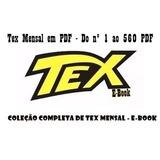 Gibi / Revista Tex - Coleção Completa