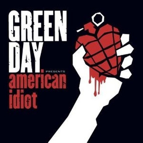 Cd Green Day American Idiot Open Music