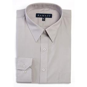 Paquete De 2 Camisas Para Hombre De Vestir Marca Ramaty