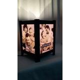 Lámpara Personalizada Fotos-regalo Día Del Padre Original
