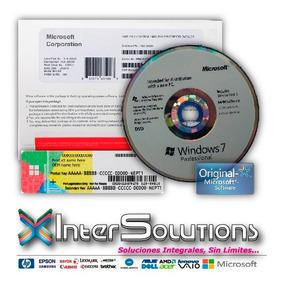 Windows 10 Professional Original Dvd Holograma Factura