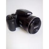 Cámara Nikon Coolpix P900 Negra