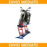 Elevador Rampa De Manutenção Para Moto Bike Hidráulico 250kg