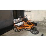 Triciclo Dream Bike Familia Bicicleta