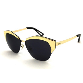 Óculos De Sol Feminino Mirrored C/ Case Personalizado