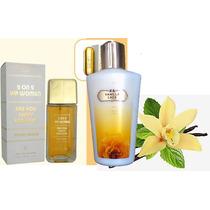Perfumes Colonias + Crema O Splah Para Dama Mayor Y Detal