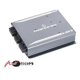 Módulo Amplificador Digital Power Systems A400 D - 4 Canais