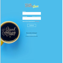 Plantilla Goodmorning Mikrotik Hotspot Theme Routeros V5/v6