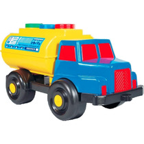 Caminhão Pipa Caçamba 223 - Maptoy Oferta!!!