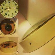 Reloj De Pared Eléctrico Retro. Cronus.funciona