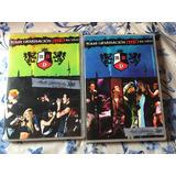 Kit Dvd Rbd Live Colômbia E Cali Tour Generacion