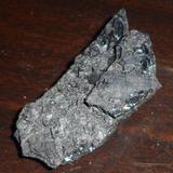 Hulha ( Carvão Mineral ) Pedra Bruta De Coleção N1944