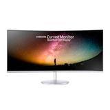 Monitor Curvo 1,500 R 34 Blanco Quantum Dot Samsung Home