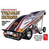 Amt 1/25 Caballo De Troya 1975 Mustang Funny Car