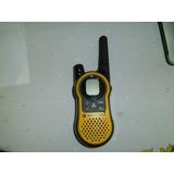 Walkie Talkie -motorola Talkabout Mh230 Com Defeito