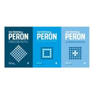 Pack 3 Libros Perón - Conducción Modelo Comunidad - Pen
