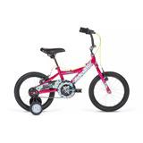 Bicicleta Mercurio Sweetgirl Rodada 16 Con Casco Modelo 2017