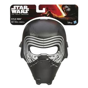 Star Wars The Force Awakens Mascara - Kylo Ren